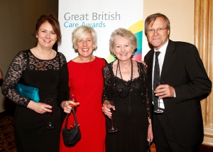 Cheshire East Great British Care Awards 2012