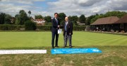 Proud supporter and sponsor of our local bowls club
