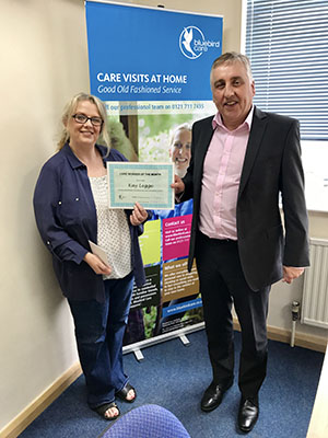 Care Assistant of the Month