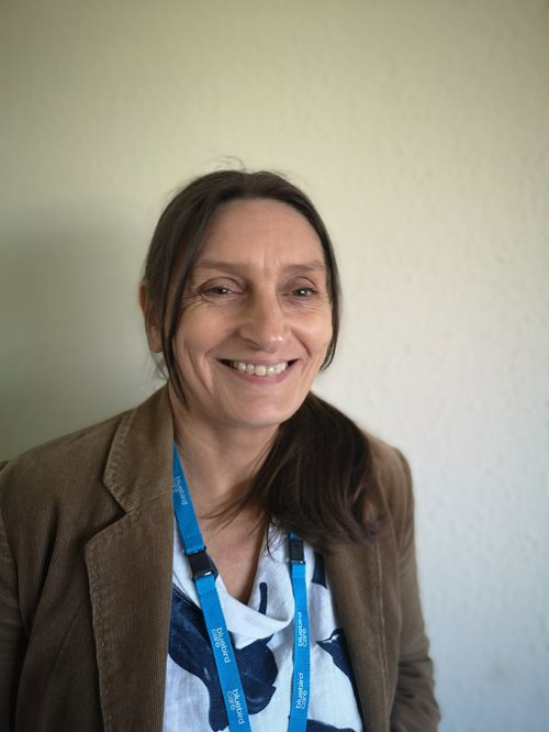 Home care and live in care assistant training manager Debra Goaté
