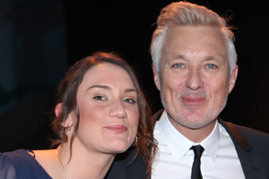Monica & Martin Kemp Great Care Awards
