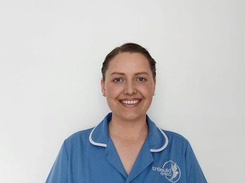 Senior Home Care Assistant Paula from Chelmsford