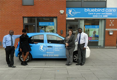 Bluebird Care (Newham)